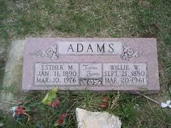 Willie W. Adams