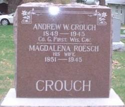 Andrew Warren Crouch