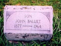 John S. Balliet