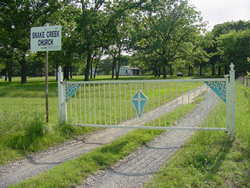 Snake Creek Indian Baptist Church Cemetery