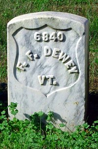 Frederick Freeman Dewey, II
