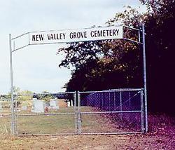 New Valley Grove Cemetery