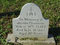 Jacoba Clementina <I>Livers</I> Elder