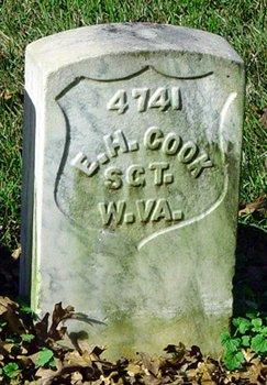 Sgt Edward H. Cook