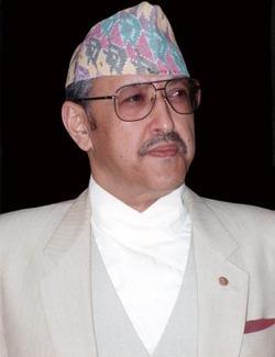Birenda Bir Bikram Dev Shah