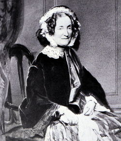 Lydia <I>Huntley</I> Sigourney