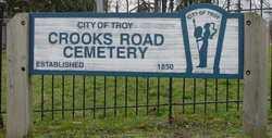 Crooks Road Cemetery