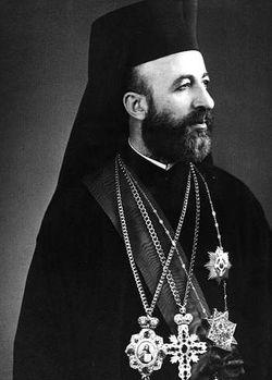 Archbishop Makarios, III