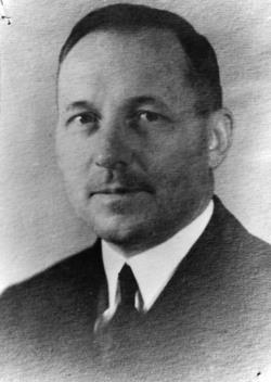 CPT Mervyn Sharp Bennion