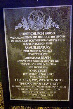 Christ Church Episcopal Churchyard