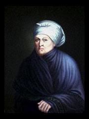 Marie Therese <I>Bourgeois</I> Chouteau