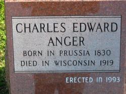 """Charles Edward """"Carl"""" Anger"""