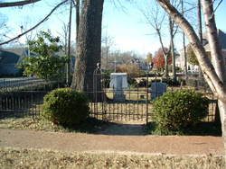 Bedford Plantation Cemetery