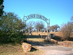 Luther Cemetery
