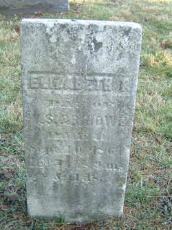 Elizabeth T Howe