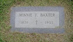 Minnie Flippo Baxter