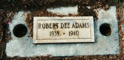 Robert Dee Adams