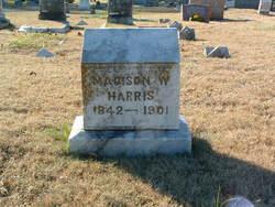 Madison W. Harris