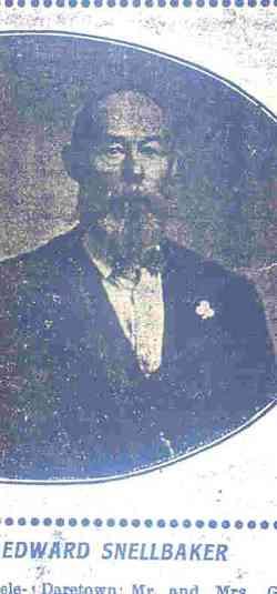 PVT Edward D. Snelbaker