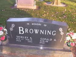 Shirley A. Browning