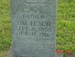 "Timoleon ""Tim"" Leach"