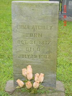 Emma <I>Gray</I> Atchley