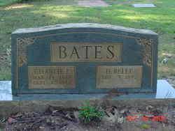 Charlie L Bates