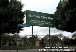 Serbian United Benevolent Society Cemetery