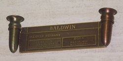 Dora <I>Tomsky</I> Baldwin