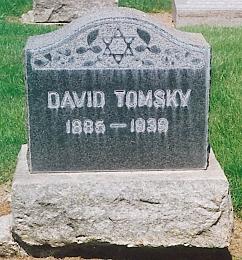 David Tomsky