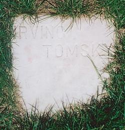 Irving Tomsky