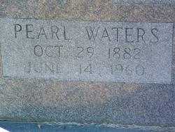 Pearl <I>Waters</I> Chilton