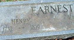 Henry Earnest, Sr