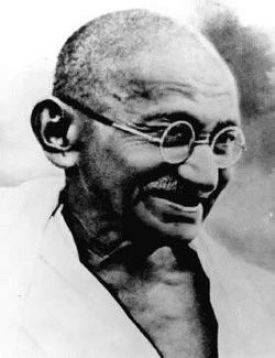 "Mohandas Karamchand ""Mahatma"" Gandhi"
