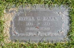 Esther Pearl <I>Carter</I> Baker