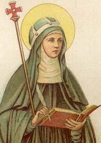 Saint Bridget Birgersdotter
