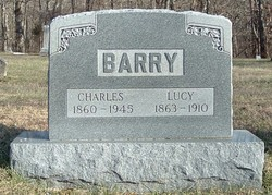 Lucy Jane <I>Corlew</I> Barry