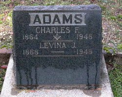 Charles F Adams