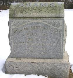 Leora <I>Brainard</I> Adams