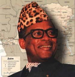 Mobutu Sese-Seko