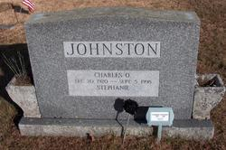 Charles Oliver Johnston