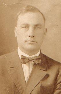 Pvt Walter Oliver