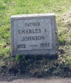 Charles Alfred Johnson