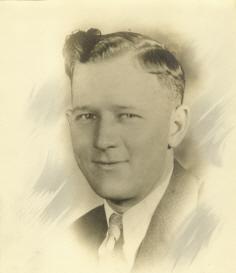 """Axel Herbert """"Pat"""" Johnson"""