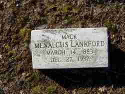 Menalcus Lankford