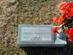 Virginia Marie <I>Fuller</I> Eure