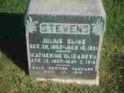 Julius Elias Stevens