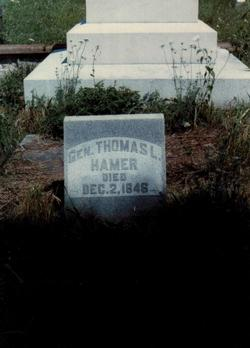 Thomas Lyon Hamer