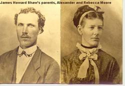 Rebecca Jane <I>Moore</I> Shaw