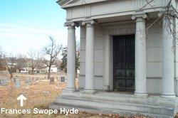 Frances Hunton <I>Swope</I> Hyde